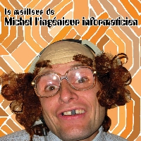 La pochette du best of de Michel - 57.1 ko